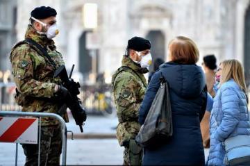 Avropanın 7 ölkəsində koronavirusa yoluxanların sayı artıb