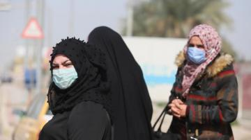 Iraq announces five new coronavirus cases