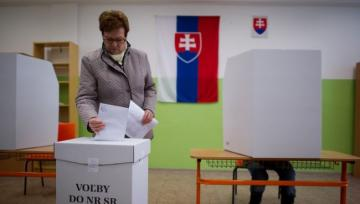В Словакии началось голосование на парламентских выборах