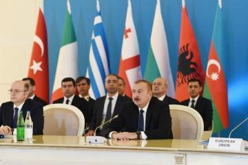 Ильхам Алиев: Азербайджан на протяжении более 100 лет останется надежным поставщиком углеводородных ресурсов