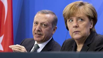 Меркель и Эрдоган заявили о необходимости нового перемирия в Идлибе