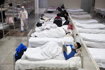 Çində koronavirusdan ölənlərin sayı yenidən artıb