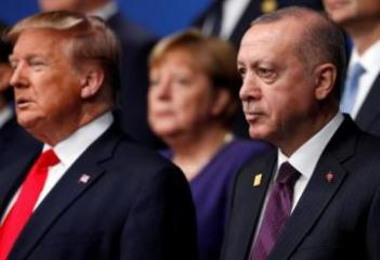 White House: Trump, Erdogan agree on need for de-escalation in Idlib, Syria
