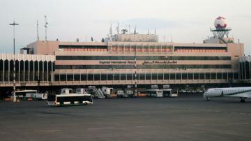 Аэропорт Багдада подвергся ракетному обстрелу, погибли 13 человек