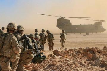 США отправят дополнительно три тысячи военных на Ближний Восток