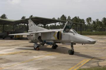В Шри-Ланке при крушении самолета ВВС погибли четверо военных