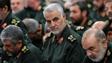 В Иране пообещали отомстить США за гибель генерала КСИР