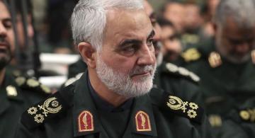 Иранский генерал убит при обстреле аэропорта Багдада