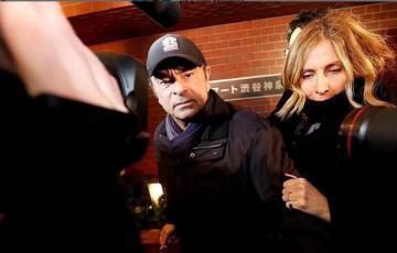 В Турции арестовали 5 задержанных после побега экс-главы Nissan