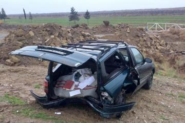 В Азербайджане произошло ДТП со смертельным исходом - [color=red]ФОТО[/color]