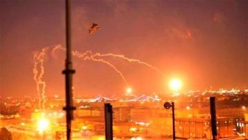 По территории посольства США в Багдаде нанесено 2 ракетных удара - [color=red]ОБНОВЛЕНО[/color]