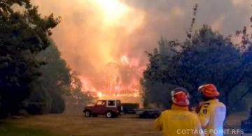 Australian Prime Minister announces deployment of 3,000 reservists to tackle bushfires