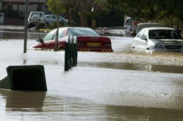 В столице Израиля в результате наводнения погибли два человека