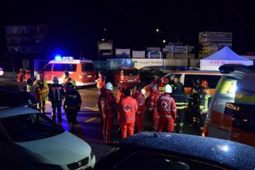 İtaliyada sərxoş sürücü avtomobili turistlərin üzərinə sürüb, 6 nəfər ölüb, 11 nəfər yaralanıb