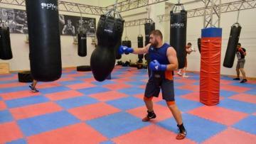 Сборная Азербайджана по боксу приступила к первым учебно-тренировочным сборам в новом году