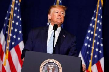 Trump says U.S. would hit 52 Iranian sites if American targets attacked
