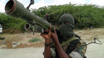 В Кении трое американцев погибли при атаке военной базы боевиками