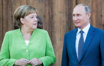 Merkel to visit Russia at the invitation of Putin on January 11
