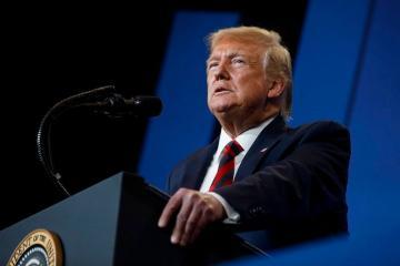 Трамп заявил, что у Ирана никогда не будет ядерного оружия