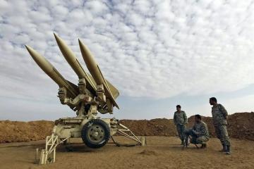 СМИ: иранские ракетные силы находятся в состоянии боевой готовности