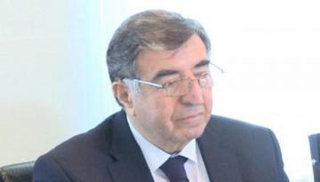Ахмед Ахмедзаде награжден орденом «Эмек»