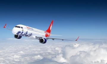 Самолет «Buta Airways» вынужденно вернулся из Астрахани в Баку - [color=red]ОБНОВЛЕНО[/color]