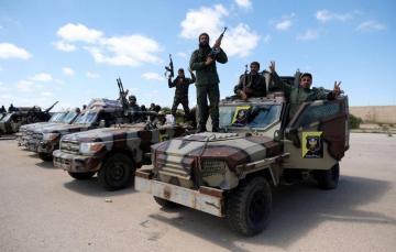 Армия Хафтара полностью взяла под контроль Сирт