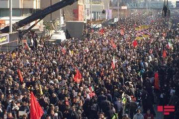 Давка на похоронах Касема Сулеймани: 35 погибших, 48 раненых - [color=red]ОБНОВЛЕНО[/color]