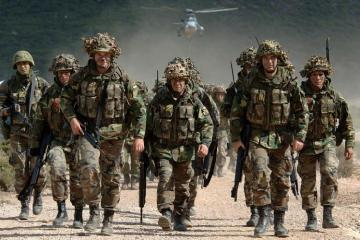 NATO moving some personnel out of Iraq due to safety concerns