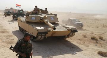 Defence Ministry: Latvia stops training Iraqi Security Forces