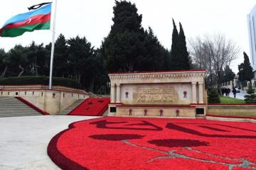 Head of Presidential Administration of Azerbaijan approves action plan on 30th anniversary of 20 January tragedy