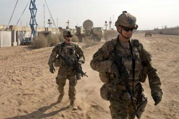 Возглавляемая США коалиция известила иракские власти о выводе войск