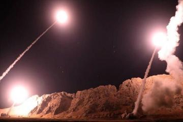 Иранские войска нанесли вторую волну ударов по позициям США в Ираке