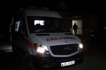 В Самухе прогремел взрыв, тяжело ранены бабаушка с внучой