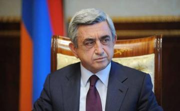 Investigation into case of Armenia's ex-president Serzh Sargsyan overs