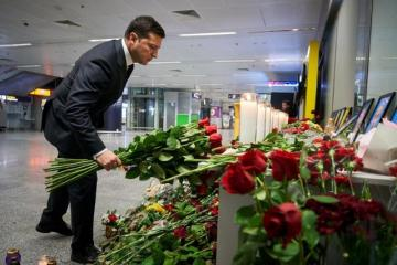 Ukraine and Canada agreed need for objective probe of plane crash