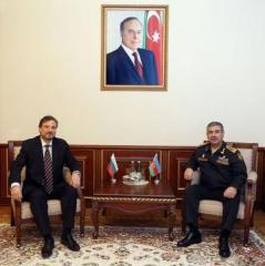 Azerbaijan and Bulgaria discussed the prospects for the development of military cooperation