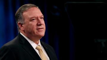 Помпео: у США была информация о подготовке Ираном атак на американцев