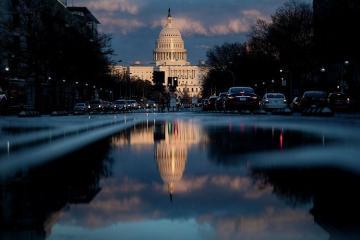 Конгресс одобрил ограничение полномочий Трампа по применению силы против Ирана