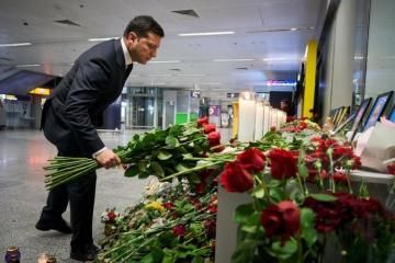 Ukraine says airliner may have been downed by missile but not confirmed yet
