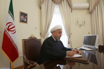 "Rouhani: ""Persons who caused Ukraine plane crash will be sued"""