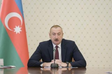 Президент Ильхам Алиев выразил соболезнования в связи с кончиной султана Омана