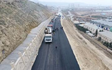 Construction-renovation works in Bibiheybat highway to be completed during first quarter of this year