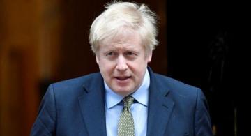British PM Johnson says Iran plane crash shows vital to de-escalate tensions