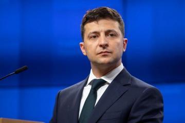 Зеленский: Украина предоставит финансовую помощь семьям погибших при крушении Boeing