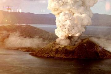 Filippində Taal vulkanı ilə əlaqədar 3 şəhərin əhalisinin evakuasiyasına başlanıb