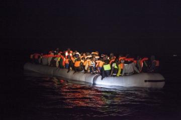 Türkiyə sularında miqrant qayığı batıb, 11 nəfər ölüb