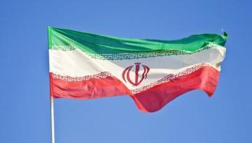 """""""Bəsic"""" Britaniyanın Tehrandakı səfirliyi qarşısında aksiya keçirir"""