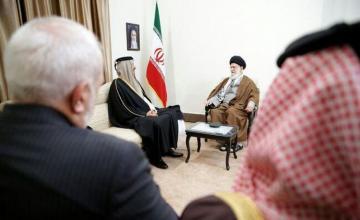 Iran's Khamenei calls for better regional cooperation, criticizes U.S.