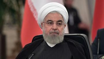 İran prezidenti Yaxın Şərqdəki son hadisələrə görə ABŞ-ı günahlandırıb